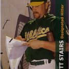 1999 Sports Illustrated #96 Matt Stairs