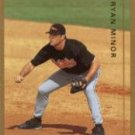 1999 Topps #293 Ryan Minor