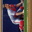1999 Topps #387 Chris Widger