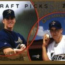 1999 Topps #442 M.Holliday/J.Winchester