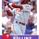 2006 Fleer Tradition #131 Jimmy Rollins