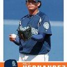 2006 Fleer Tradition #89 Felix Hernandez