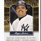 2008  Yankee Stadium Legacy Collection Historical Moments #4181 Reggie Jackson