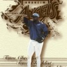 1999 Paramount Team Checklists #1 Mo Vaughn