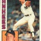 1984 Topps #239 Jay Howell
