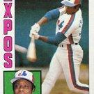 1984 Topps #287 Warren Cromartie