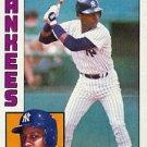 1984 Topps #360 Willie Randolph