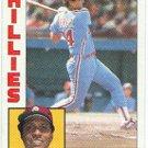 1984 Topps #385 Tony Perez