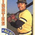 1984 Topps #387 Johnny Ray
