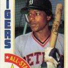 1984 Topps #398 Lou Whitaker