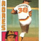 1984 Topps #481 Mark Thurmond