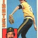 1984 Topps #485 Rick Rhoden