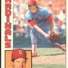 1984 Topps #49 John Stuper