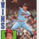 1984 Topps #568 Pete Filson