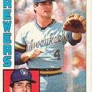 1984 Topps #60 Paul Molitor