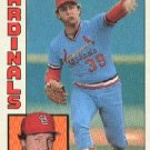 1984 Topps #627 Dave LaPoint