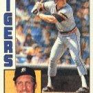 1984 Topps #640 Lance Parrish