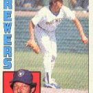 1984 Topps #658 Jerry Augustine