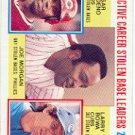 1984 Topps #705 Morgan/Cedeno/Bowa