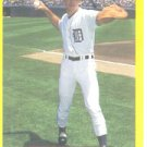 1987 Classic Update Yellow/Green Backs #129 Matt Nokes