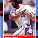 1988 Donruss #143 Ozzie Virgil