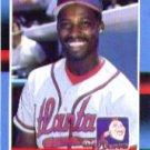 1988 Donruss #437 Gerald Perry