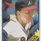 1988 Topps #134 Chuck Tanner