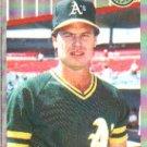 1989 Fleer #11 Rick Honeycutt