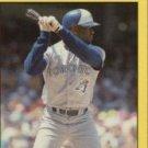 1991 Fleer #189 Mark Whiten