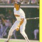 1991 Fleer #536 Fred Lynn