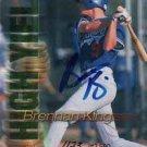 2000 Royal Rookies Futures High Yield #2 Brennan King