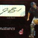 2003 Leaf Clubhouse Signatures Bronze #3 Josh Bard