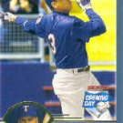 2003 Topps Opening Day #1 Alex Rodriguez