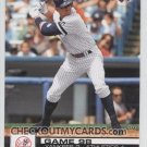 2008 Upper Deck Documentary #2898 Bobby Crosby