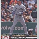 2008 Upper Deck Documentary #3083 Josh Hamilton