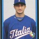 2009 Bowman Draft WBC Prospects #BDPW19 Luca Panerati