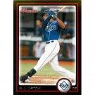 2010 Bowman #132 B.J. Upton