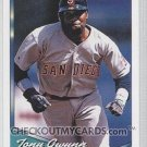 2010 Topps Cards Your Mom Threw Out #MTO43 Tony Gwynn