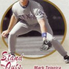 2004 Fleer Tradition #458 Mark Teixeira SO SP