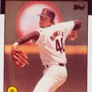 1986 Topps #478 Andy Hawkins