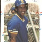 1988 Fleer #371 Mickey Brantley
