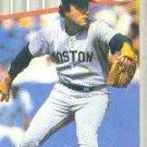 1989 Fleer #101 Bob Stanley