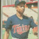 1989 Fleer #126 Fred Toliver