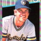 1989 Fleer #181 Greg Brock