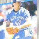 1989 Fleer #244 Dave Stieb