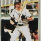 1989 Fleer #325 Will Clark