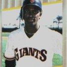 1989 Fleer #345 Jose Uribe ( Baseball Cards )