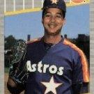 1989 Fleer #348 Juan Agosto