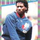 1989 Fleer #390 Pascual Perez