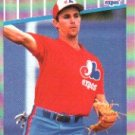 1989 Fleer #395 Tim Wallach